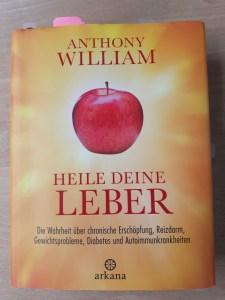 """Cover """"Heile Deine Leber"""", ISBN: 978-3-442-34251-8"""