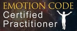 Zertifikatsbanner: Emotio Code Zertifizierter Practitioner