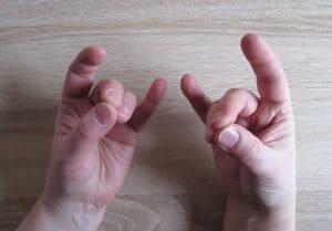 Hand Mudra 117