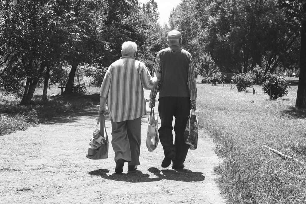 Alte Menschen, Foto: pixabay.com