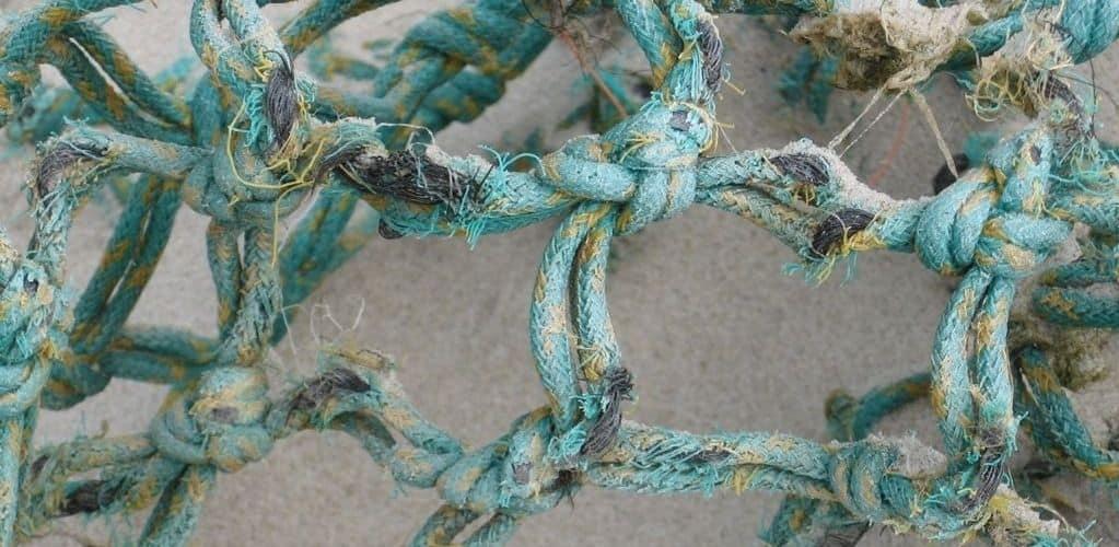 Fischernetz - Auflösen alter Gelübde und Verträge und Lösen von Fremdenergien
