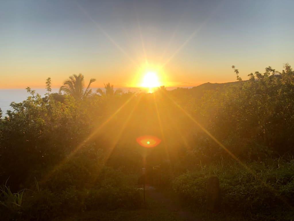 Maui/Hawaii - Foto: Doris Hirschfeld